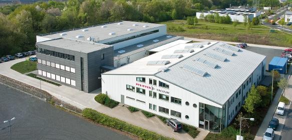 Pfeiffer Vacuum Components & Solutions Göttingen