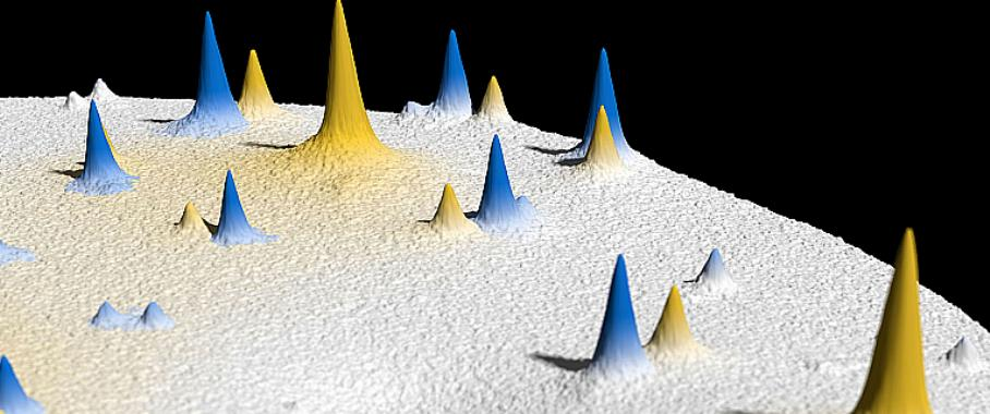 Materialwissenschaften: Beobachtung von Phasenübergängen an Oberflächen