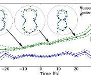 Winkelverteilung von Photoelektronen