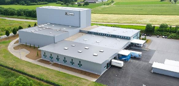Stauff Logistikzentrum in Neuenrade-Küntrop