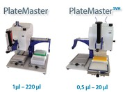 Produkt der Woche: PlateMaster - Pipettieren von 96- und 384-well-Platten unkompliziert & mühelos