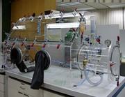 Laborbox mit Rundschleuse