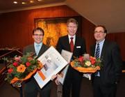 Märkte + Unternehmen: RFID-Mittelstandsaward 2010: Bluhm Systeme ist Preisträger