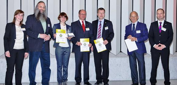 "Wettbewerb ""Bio-based Material of the Year 2015"""