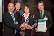 Märkte + Unternehmen: Bürkert erhält Patent-Management-Award