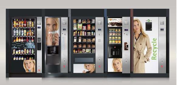 ERP für Snackautomaten