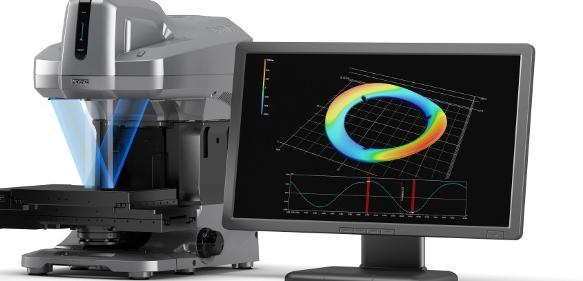 Das neue 3D-Profilometer von Keyence verfügt nun zusätzlich über eine automatische Inspektionsfunktion, welche eine einfache und benutzerunabhängige Prüfung von 3D-Formen in wenigen Sekunden erlaubt.