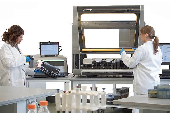 DNA-/RNA-Extraktion und -Aufreinigung: Modulare Systeme für Labore aller Größen