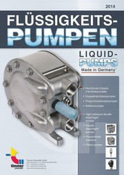 Handbuch Pumpen: Flüssigkeitspumpen