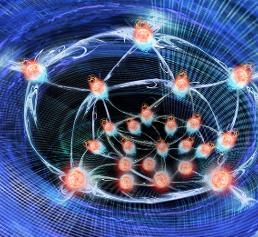 Die sogenannten Quantentropfen werden ohne äußere Kräfte allein durch Quanteneffekte zusammengehalten.