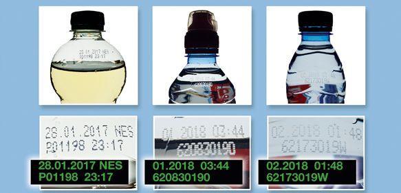 Continuous Inkjet Kennzeichnung