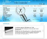 Webseite von RCT