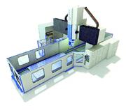 Fertigungstechnik und Werkzeugmaschinen (MW): Zum Bearbeiten großer Bauteile