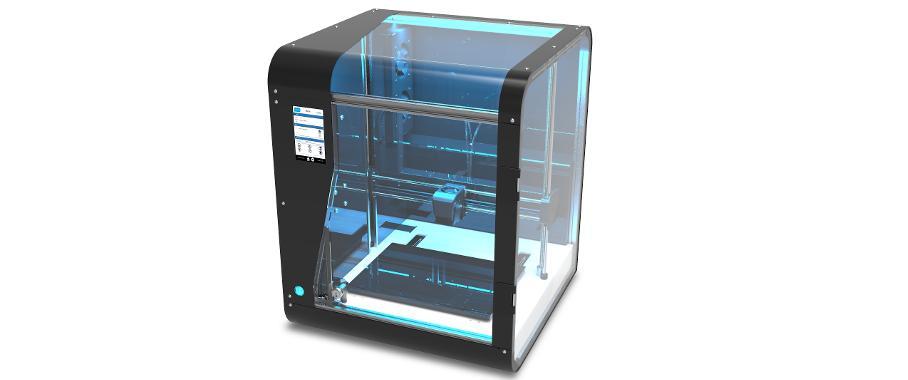 Rapid Prototyping: Neuer 3D-Drucker CEL RoboxPro