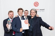 Red Dot Design Award: Preis fürs DURAN® Youtility Laborflaschensystem