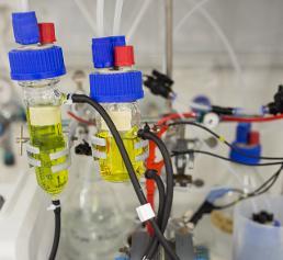 Redox-Flow-Batterien: Hocheffiziente Energiespeicherung