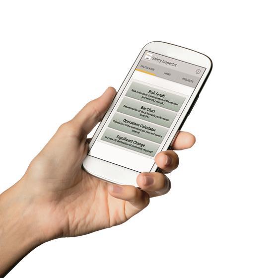 Gefahrenbeurteilung auf dem Mobile: Rechnen mit dem Risiko
