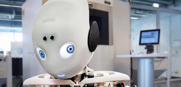 EOS Roboy humanoider Roboter