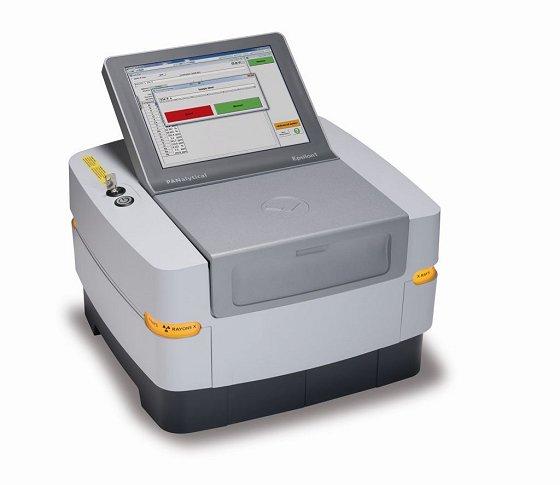 Röntgenfluoreszenz-Analysator;