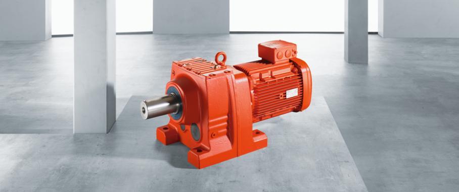 SEW-Stirnradgetriebe-R127