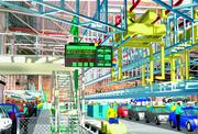 Fertigungstechnik und Werkzeugmaschinen (MW),: Die Digitale Fabrik wird Realität
