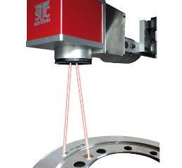 Multi Level Lasermarkierer