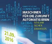 Sigmatek lädt zum Kundenevent: Maschinen für die Zukunft automatisieren