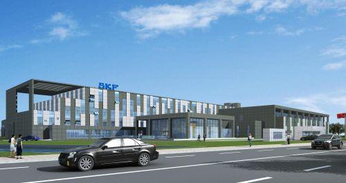 Forschung und Entwicklung: SKF investiert in europäisches Technologiezentrum