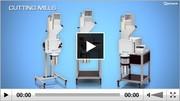 News: Neue Schneidmühlen im Video