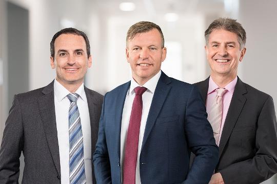 Geschäftsleitung von SMC Deutschland