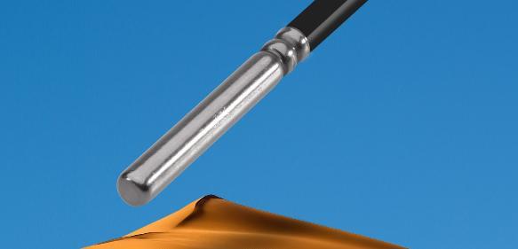 Taupunktfester Sontec-Temperatur-Sensor