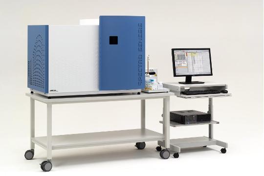 Das Spectro Genesis ICP-OES von Spectro Analytical Instruments.