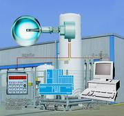 Fertigungstechnik und Werkzeugmaschinen (MW),: Stickstoff-Verbrauchsmessung
