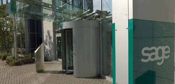 Sage Software in Frankfurt