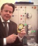 News: Live von der HMI: Blackberry steuert SPS