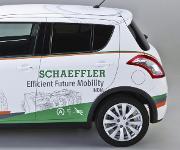 Konzeptfahrzeug Efficient Future Mobility India