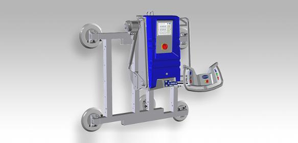 Schmalz-Vakuum-Hebegerät