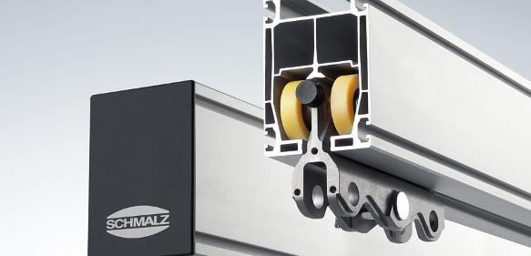 Schmalz Aluminiumkrane Profil