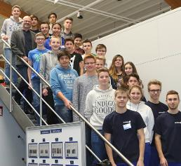 Schunk Robot Competition 2015 Teams