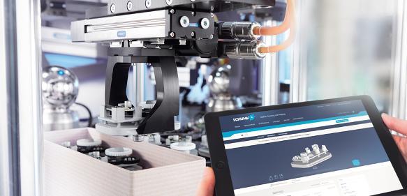 Schunk-3D-Printservice
