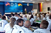 Schunk Kompetenztag bleibt am Ball: Information aus erster Hand