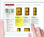 Für eine einfache und sichere Planung des passenden Sicherheitsschrankes sorgt der asecos Konfigurator.
