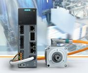 Siemens-Servo-Antriebssystem