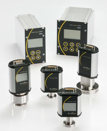 Intelligente Vakuumtransmitter: Für Atmosphärendruck bis Ultrahochvakuum