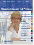 Produkt-News: Flüssigkeitsdosieren mit Präzision von Socorex Ab sofort erhältlich!