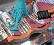 flexible Solarzellen