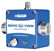 Durchflussmessung mittels Ultraschall: Für Wasser und wasserartige Medien