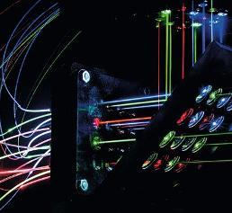 Laserstrahlmatrix