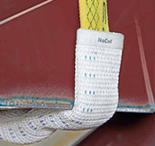 Textiler Schnittschutz NoCut sleeve und pad