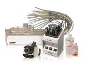 Pumpenschläuchen, Standards, Schlauch- & Spritzenpumpen für ICP-basierte Verfahren von Spetec